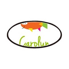 Carolyn is a Big Fish Patches