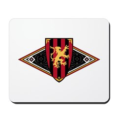 Medieval Shield Graphic Mousepad