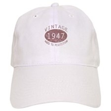 1947 Vintage (Red) Baseball Cap