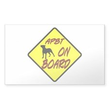 Breed On Board Stickers Decal
