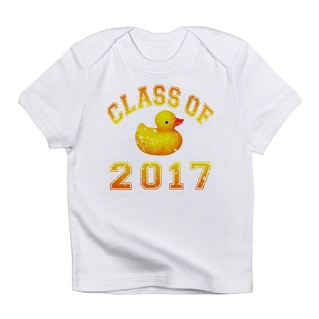 Class Of 2017 Duckie Infant T-Shirt