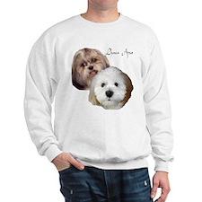 """""""Lhasa Apso"""" Sweatshirt"""