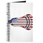 Lacrosse FlagHead Journal