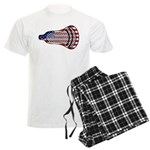 Lacrosse FlagHead Men's Light Pajamas