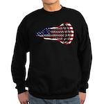 Lacrosse FlagHead Sweatshirt (dark)