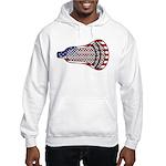 Lacrosse FlagHead Hooded Sweatshirt