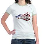 Lacrosse FlagHead Jr. Ringer T-Shirt