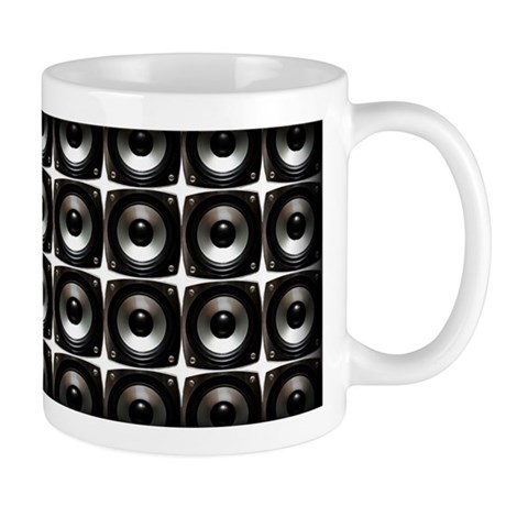 WALL OF SPEAKERS Mug
