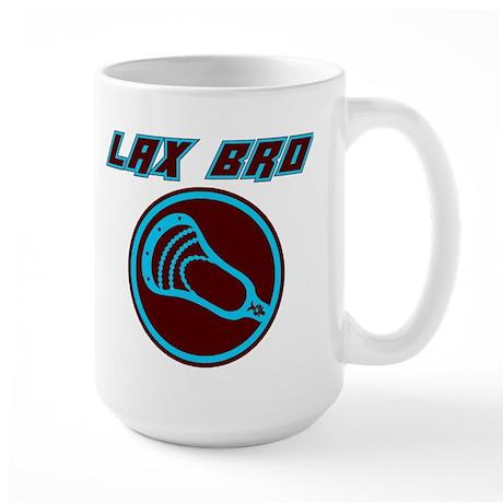 Lacrosse LaxBro Star Large Mug