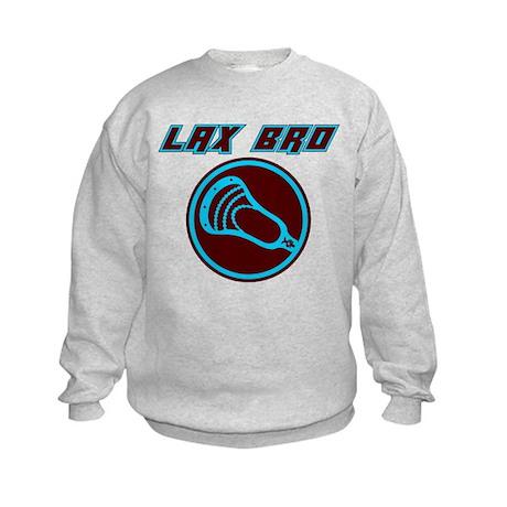 Lacrosse LaxBro Star Kids Sweatshirt