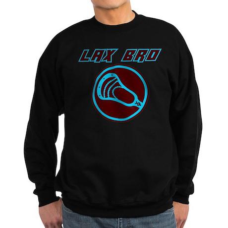 Lacrosse LaxBro Star Sweatshirt (dark)