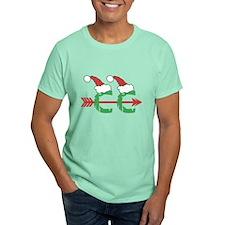 Cross Country Christmas T-Shirt