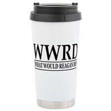WWRD-White Travel Mug
