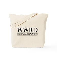 WWRD-White Tote Bag