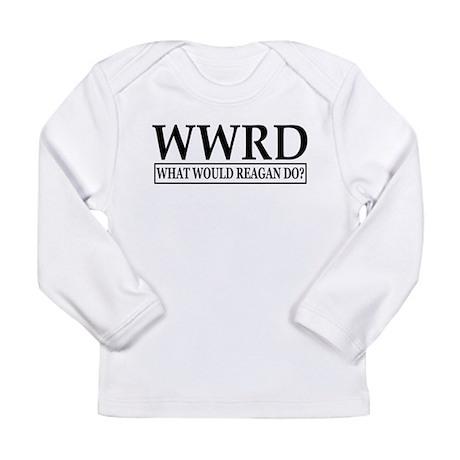 WWRD-White Long Sleeve Infant T-Shirt