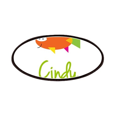 Cindy is a Big Fish Patches