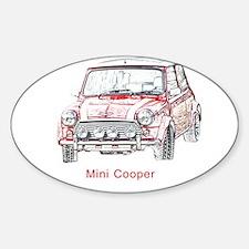 Mini Cooper Decal