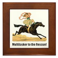 Multitasker Framed Tile
