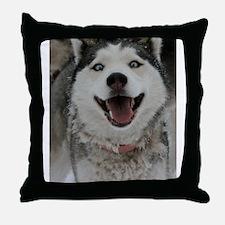 Crazy Aspen Throw Pillow
