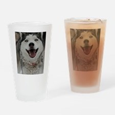 Crazy Aspen Drinking Glass