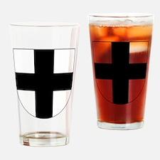 Teutonic Knights Drinking Glass