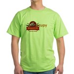 Rhino's Life Occupy Green T-Shirt