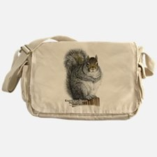 Eastern Gray Squirrel Messenger Bag