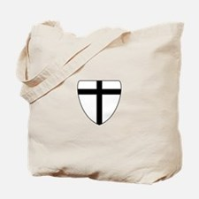 Teutonic Knights Coat of Arms Tote Bag