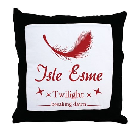 Isle Esme Throw Pillow