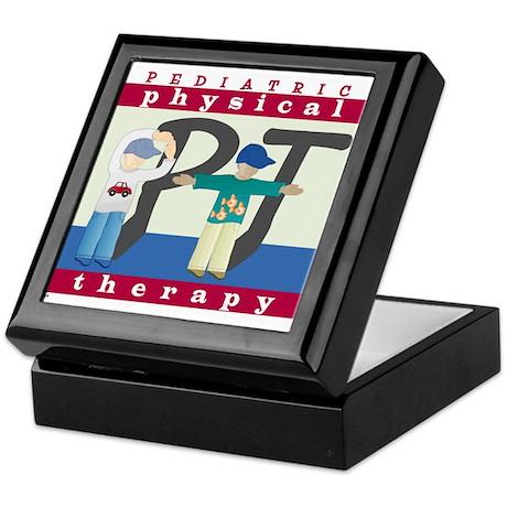 Pediatric Physical Therapy Keepsake Box