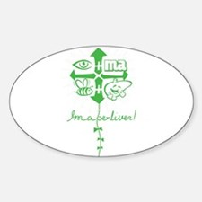 imabeliver Decal