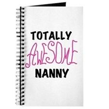 Pink Awesome Nanny Journal
