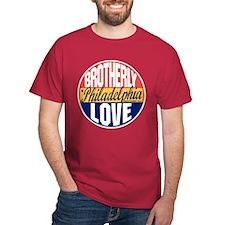 Philadelphia Vintage Label T-Shirt