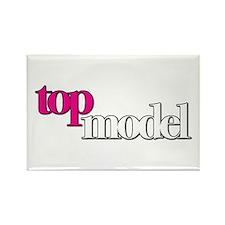 America's Next Top Model Rectangle Magnet