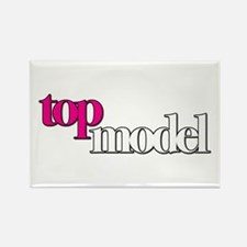 America's Next Top Model Rectangle Magnet