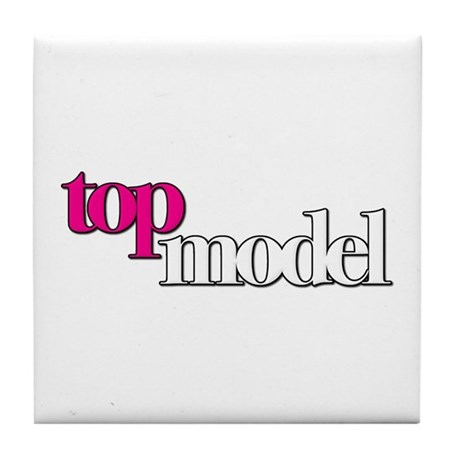 America's Next Top Model Tile Coaster
