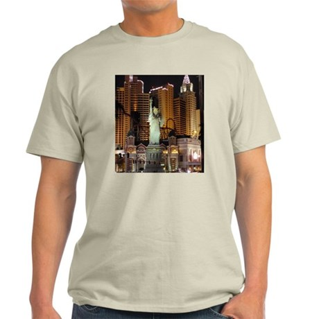 New York, NY Light T-Shirt