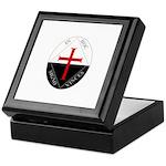 Knights Templar (Latin) Keepsake Box