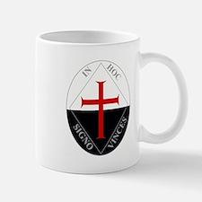 Knights Templar (Latin) Mug