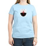 Knights Templar (Latin) Women's Light T-Shirt