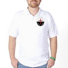 Knights Templar (Latin) T-Shirt