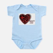Jmcks Reach Out Infant Bodysuit
