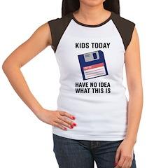Kids Today Women's Cap Sleeve T-Shirt