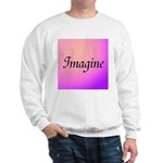 Imagine Pink Sweatshirt