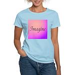 Imagine Pink Women's Light T-Shirt