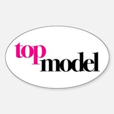 Top Model Decal