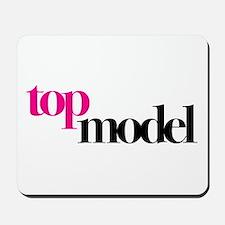 Top Model Mousepad