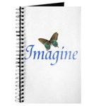 Imagine Butterfly Journal