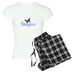 Imagine Butterfly Women's Light Pajamas