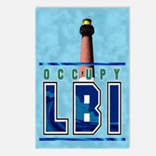 OccupyLBI... Postcards (Package of 8)